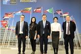 Світлана Панаіотіді взяла участь у засіданні Комісії Україна – НАТО