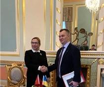 Тимофій Милованов провів робочу зустріч із міністром торгівлі Турецької Республіки Рухсар Пекджан